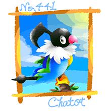 No.441 chatotの画像(pkmnに関連した画像)