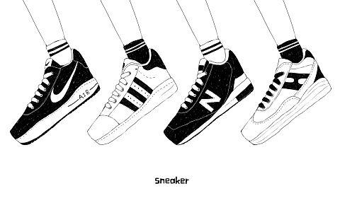 sneakerの画像(プリ画像)