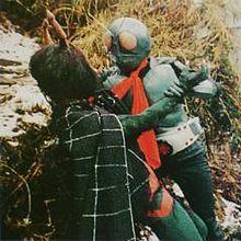 仮面ライダー旧1号 蜘蛛男の画像1点|完全無料画像検索のプリ画像💓byGMO