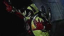仮面ライダーゴーストゴエモン魂 プリ画像