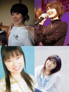 声優  皆川純子 甲斐田ゆき 小林由美子  永井幸子の画像 プリ画像