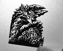 雷狼竜 ジンオウガの画像(プリ画像)