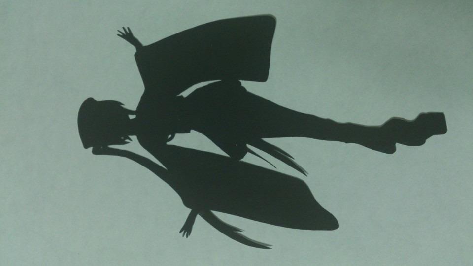 すべての折り紙 折り紙 すごい : 初音ミク 千本桜 切り絵 [20802267 ...