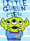 Little Green Men プリ画像