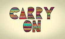 carry onの画像(CARRYに関連した画像)