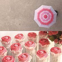 しまうとバラになる折り畳み傘の画像(折り畳みに関連した画像)