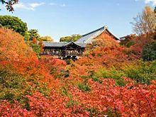 日本の美しい景色 東福寺の画像(東福寺に関連した画像)
