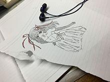 少女Aの画像(プリ画像)