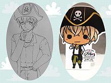 海賊安室さんの画像(降谷零に関連した画像)