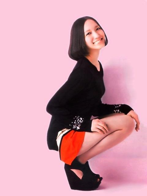 【Perfume】のっちの髪型がかわいい!前髪ありなし、徹底比較!