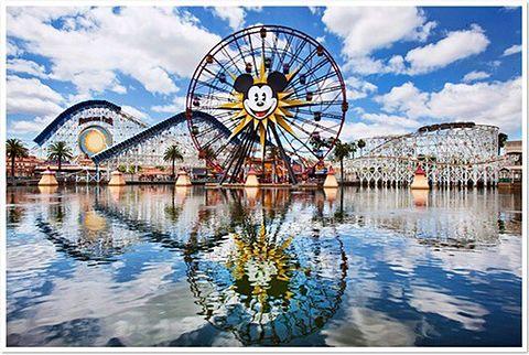 カリフォルニアディズニーランドの画像 プリ画像