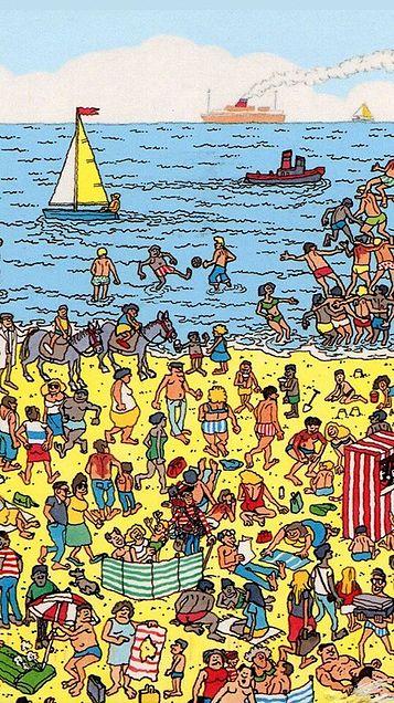 Where's Wally?の画像(プリ画像)