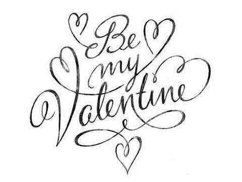 Be my Valentineの画像(プリ画像)