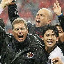 オズワルド・オリヴェイラ 内田篤人 サッカーの画像(オズワルドに関連した画像)