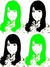 AKB48!自作です! もらうときコメ! プリ画像
