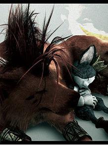 レッドⅩⅢ&ケット・シーの画像(FFに関連した画像)