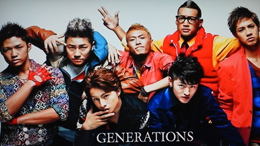 GENERATIONS EXILE TRIBE LDH [18819979] | 完全無料画像検索の ...