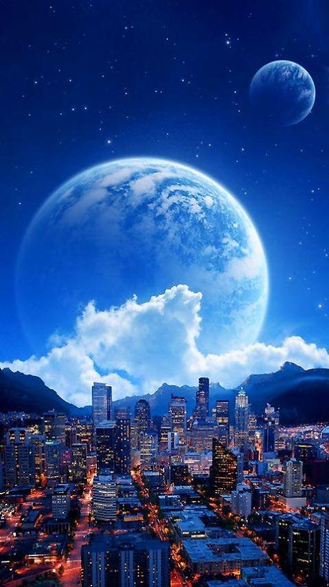 宇宙都市[9478323]|完全無料画...