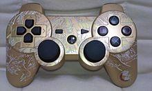 ゴールドコントローラー プリ画像