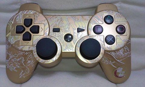 ゴールドコントローラーの画像(プリ画像)