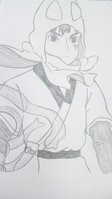 もののけ姫 アシタカの画像(プリ画像)