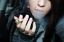smoking プリ画像