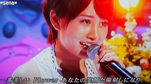 Flower 前田敦子 あっちゃん AKB48の画像(プリ画像)