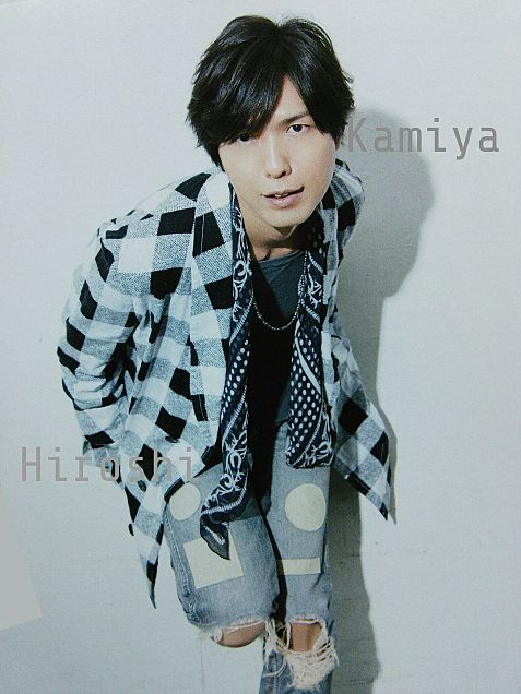 (加工、再配布禁止)神谷浩史さんの画像 プリ画像