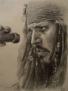パイレーツ・オブ・カリビアン ジョニー・デップ ジャック・スパロウの画像(パイレーツ・オブ・カリビアンに関連した画像)