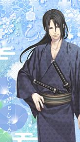 薄桜鬼 土方さん壁紙 夏風の画像(土方歳三に関連した画像)