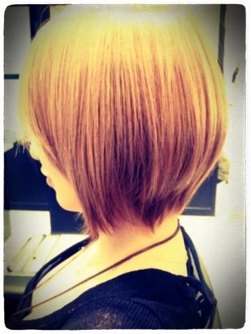髪型 アッキーナ