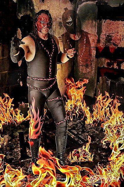 WWE Kaneの画像 プリ画像