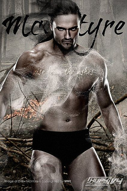 WWE Drew Mclntyreの画像 プリ画像