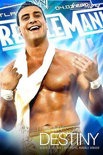 WWE Alberto Del Rioの画像 プリ画像
