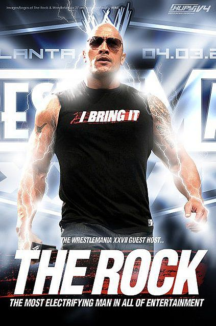 WWE The Rockの画像 プリ画像