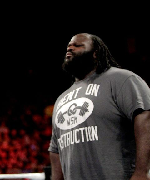 WWE Mark Henryの画像(プリ画像)