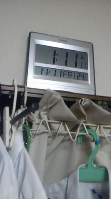 ポッキーの日 '11/11/11 1:11:11の画像(プリ画像)