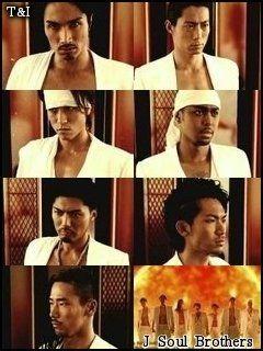 二代目 J Soul Brothers,EXILEの画像 プリ画像