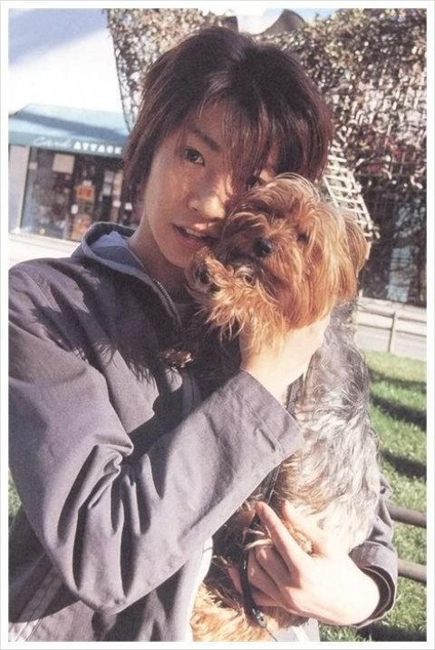 相葉雅紀 愛犬