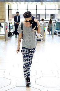 BIGBANG G-DRAGON ジヨン