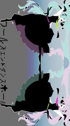 ボカロ/初音ミク/巡音ルカ/ワールズエンド・ダンスホールの画像(プリ画像)