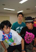 フルーツポンチ村上×はんにゃ金田×FUJIWARA藤本の画像 プリ画像