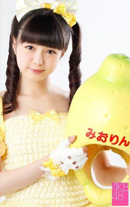 レモン大使再び!市川美織