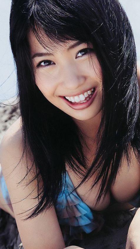 笑顔がキュートな増田有華の画像
