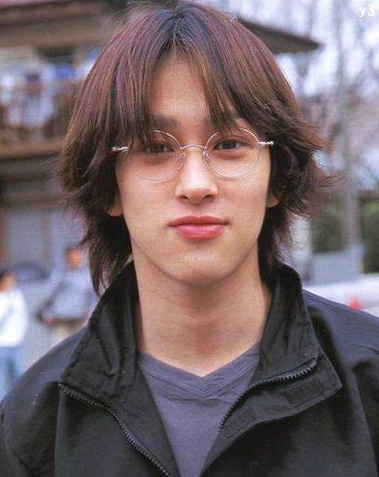 長めの髪型