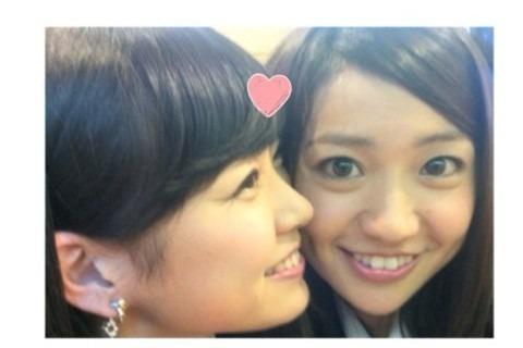 渡辺美優紀 大島優子の画像(プリ画像)