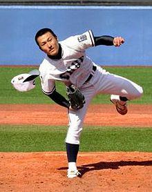 野球  中央   島袋洋奨の画像(野球  島袋洋奨に関連した画像)
