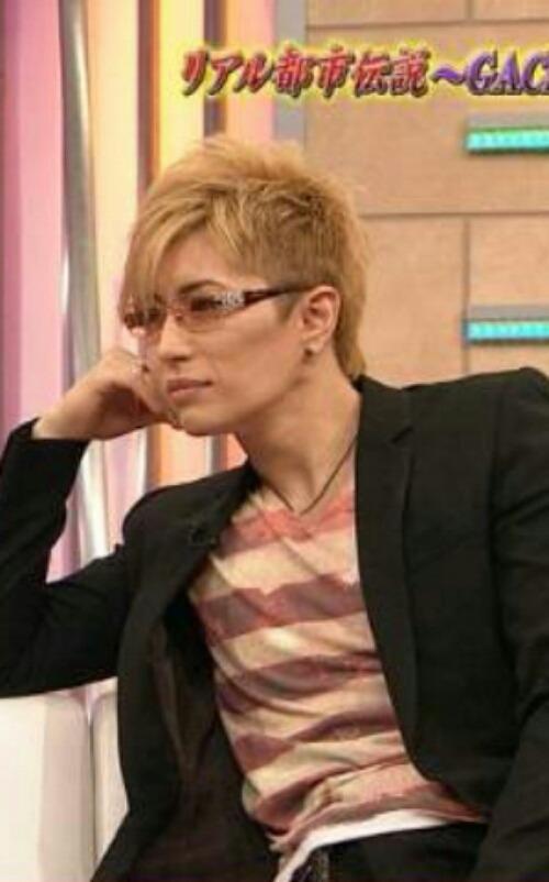モダンヘアスタイル gackt 髪型 画像 : matome.naver.jp
