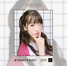 2016/7/12プリクラ(HIKARI)の画像(うらぴーすポーズに関連した画像)