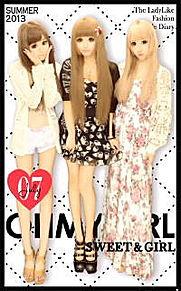 ♡7/28プリクラ(OH MY GIRLⅡ)の画像(全身コーデに関連した画像)